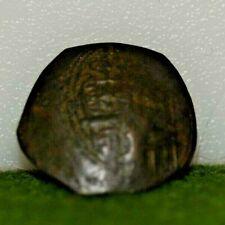 Isaac Ii Angelus 1185-1195 Ad Billon Aspron Trachy Constantinople Mint.