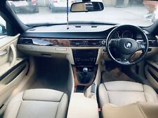 Bmw 3 series E90 Saloon Leather Interior Seats Door Cards