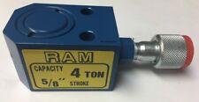 Heavy Duty 4 Ton Mini Threaded Ram 5/8