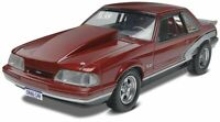 1990 FORD MUSTANG LX 5.0 DRAG RACER REVELL 1:25 SCALE PLASTIC MODEL CAR KIT