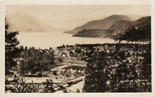 RP: NEW DENVER , British Columbia , PU-1929; Slocan Lake
