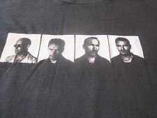 VINTAGE 1997 u2 tour shirt POP MART LARGE BONO THE EDGE