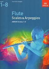 Flûte écailles et arpèges ABRSM Grade 1-livre de musique 8 examen-nouvelle édition!