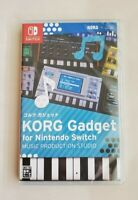 KORG Gadget Music Production Studio for Nintendo Switch Japanese Edition IN HAND