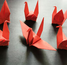 Red Origami Supplies