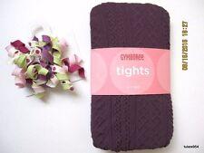 Gymboree Dots of Fun Dot Purple Green Pink Hair Tights 5-6-7 Set NWT New 3 pc