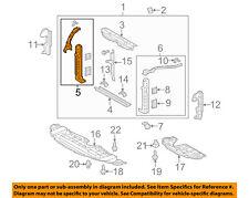 TOYOTA OEM 11-16 Sienna Radiator Core Support-Brace Right 5320208040