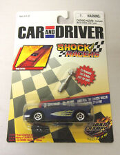 Car and Driver Shock Racers Die-Cast 1:64 Scale New 2000