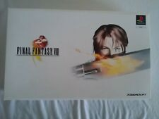 Final Fantasy 8 VIII box set Collector's Limited Edition PS1 game Playstation