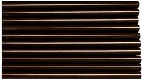 HEISSKLEBER Heissleim BRAUN 10 Klebesticks ca. 190 Gramm ca. 200 x 11,3 mm DIY