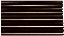 HEISSKLEBER Heissleim BRAUN 10 Klebesticks ca. 190 Gramm ca. 200 x 11,3 mm