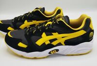 Asics Gel-Diablo Performance Black Tai Chi Yellow Men's 9