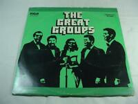 The Great Groups - Brookville Records - 2LP