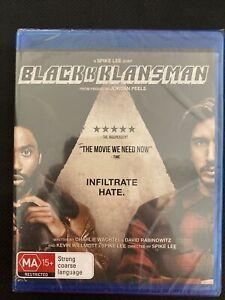 Black k Klanesman (2018) Infiltrate Hate - True Story - Blu ray DVD - Brand New