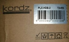 Kordz PLX-HDB.2 TX+RX 4K UHD HDMI HDBaseT Extender