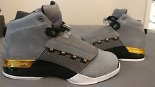 Air jordan 17 Trophy Room Size 10 w/ T-shirt, Pin, and Trophy Room Bag.