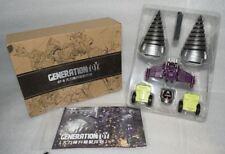 New Transformers Generation Toy GT-09 Upgrade Kit Apply GT Devastator In Stock