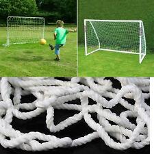 Precision Mini Football Soccer Goal Post Nets 6x4ft 1.8x1.2m For Sports Training