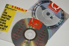 Q MAGAZINE DCCCD2 CD  U2 STING ROBERT PLANT SQUEEZE BEE GEES PAUL ROGERS