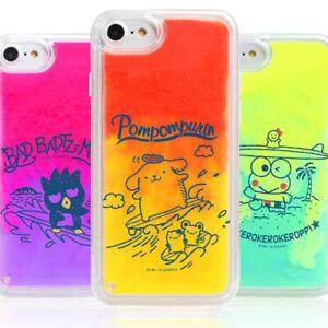 Genuine Hello Kitty Neon Sand Nightglow Case iPhone X/XS/XS Max/XR Case 5 Types