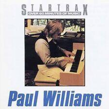 PAUL WILLIAMS (SINGER/SONGWRITER) - PAUL WILLIAMS NEW CD