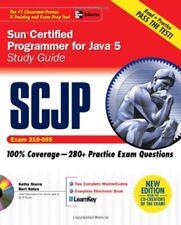 SCJP Sun Certified Programmer for Java 5 Study Gui