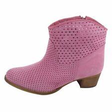 Zip Booties Casual Boots for Women