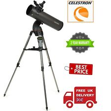 Celestron NexStar 130 SLT Computerized Reflector Telescope 31145 (UK Stock)