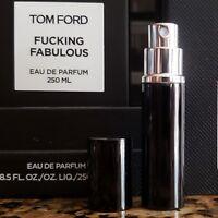 TOM FORD...FUCKING FABULOUS Eau De Parfum EDP 6ml 0.20oz Sample Spray Atomizer