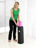 Yoga Studio Yoga Equipment Accessory Kit Exercise Fitness Gym Bag - Top Loading