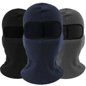 Winter Balaclava Thermal Fleece Breathable Windproof Face Mask for Cold Weather