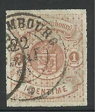 Timbres d'Europe rouge