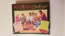 2002 Winelovers' Challenge The Wine Tasting Game For Enjoying & Exploring Wine