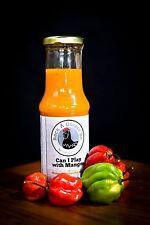 Rock A Doodle Do - Hot Chilli Sauce - Mango & Habanero Hot Sauce  (200ml)