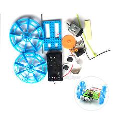 Diy Two-wheel Balance Robot Toy Car Kit Diy Technology Gizmo Hand-made Materials
