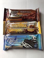 Quest Nutrition Supplemental Energy Bars