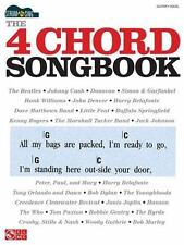 The 4 Chord Songbook: Strum & Sing Series