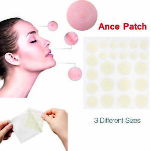 Acne Plasters Pimple Spots Master Patch - 8mm/10mm/12mm - 24 Patches