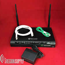 Technicolor CenturyLink C2000T Wireless ADSL2+ VDSL DSL Telephony Modem Router