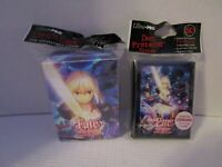 Ultra Pro Fate Stay Night - Servants Deck Box & Standard Protector Sleeves (50)