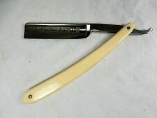 Vintage NOS straight razor Rasiermesser FANAL  Solingen unbenutzt unused  13
