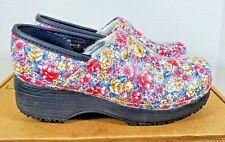 Skechers Work Women's Clog, Color Floral, Size 6