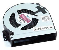 Genuine OEM Dell 7DDM8 Precision M6800 CPU Cooling Fan
