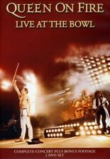 QUEEN ON FIRE LIVE AT THE BOWL  2DVD    MUSICALE