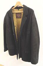 Marlboro Classics  Mens Genuine Leather Jacket Size XL Original  : J119