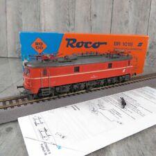 ROCO 43434 - HO - ÖBB - E-Lok 1018 002-4 - analog - OVP - #U35953