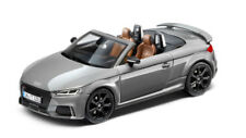 1/43 iScale Audi TT RS Roadster (Nardo grey) Dealer edition - With display case