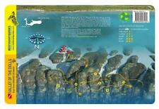 Valley of the Dolls Grand Cayman Island Reef Smart Waterproof Dive Card