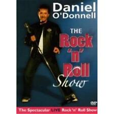DANIEL O'DONNELL THE ROCK 'N' ROLL SHOW DVD ALL REGIONS NEW