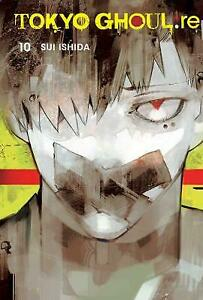 Tokyo Ghoul:re Volume 10 by Sui Ishida  **NEW PAPERBACK**